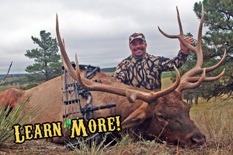 Montana Private Land Archery Elk Hunts