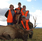 Catch a Dream Chase Rhodes Montana Bull Elk