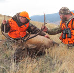 Trey Ward Elk Hunt