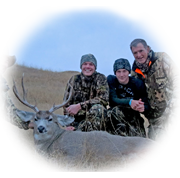 Monatana Private Land Family Mule Deer and Elk Hunts