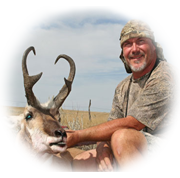 Montana Waterhole Archery Antelope Hunts
