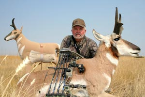 Montana Archery Antelope and Decoy