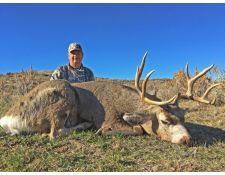 2016-Heavy Montana Buck