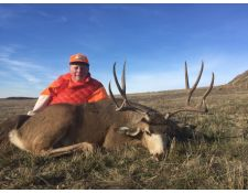 2016-Tim's Super Mule Deer