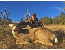 2018-Chris' Awesome Montana Mulie