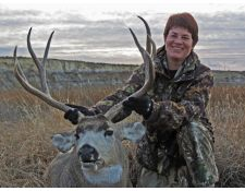 2014 Another Great Buck for Ellen - Miles City