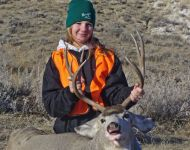 2008 Montana Mule Deer Youth Hunt