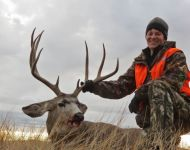 2013 Ellen with Another Montana Mulie