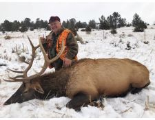 2018-Howard Scores a Great MT Bull