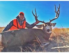 2015-Super Mule Deer Buck for Todd