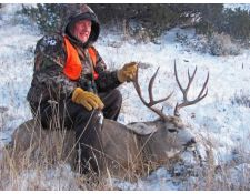 2014 John's 6X6 Muley Buck - MIles City