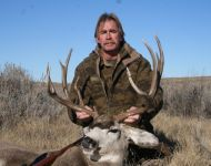 2013 Gordon's 5th Montana Mule Deer