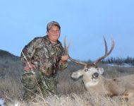 2012 Mikey's First Mule Deer Buck