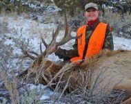 First Montana Elk Age 12