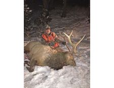 2014 Justin Enjoying Another Elk Hunt with SCO