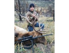 2016-Josiah's First Bull