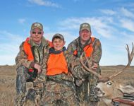 Family Hunt In Montana