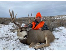 2019-Todd's Awesome Montana Mule Deer